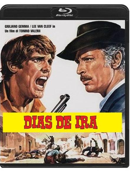 DIAS DE IRA (I Giorni Dell'ira, 1967) Blu-ray
