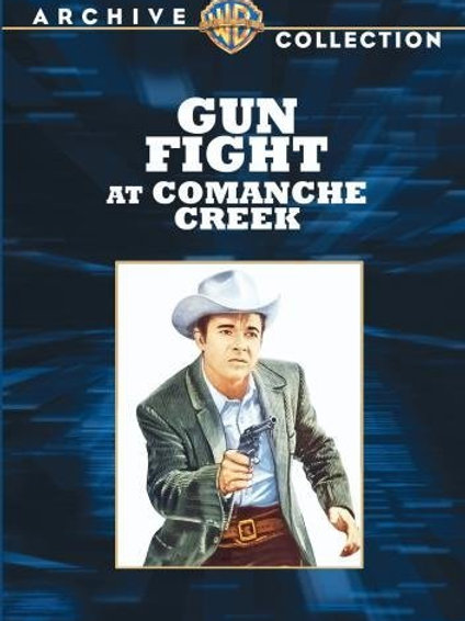 FÚRIA DE BRUTOS (Gunfight At Comanche Creek, 1963)