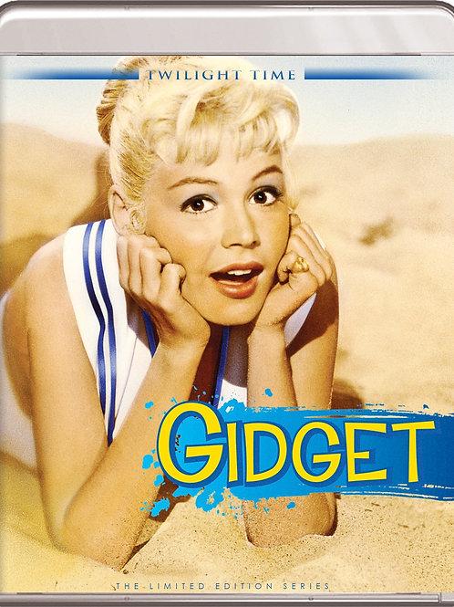 MALDOSAMENTE INGÊNUA (Gidget, 1959) Blu-ray
