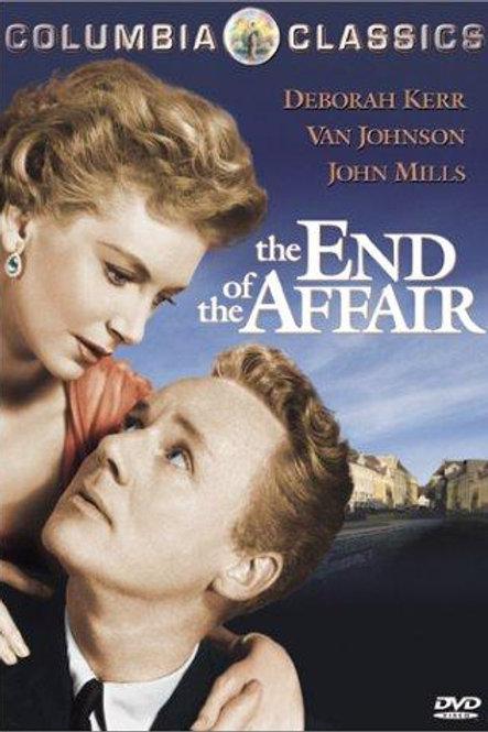 PELO AMOR DE MEU AMOR (The End of the Affair, 1955)