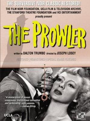 O CÚMPLICE DAS SOMBRAS (The Prowler, 1951)