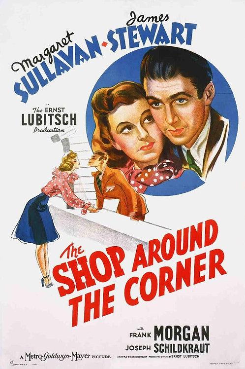 A LOJA DA ESQUINA (The Shop Around The Corner, 1940)