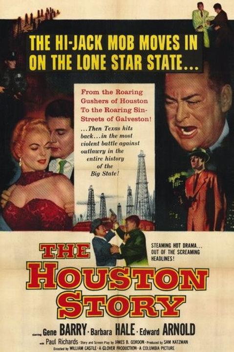 BANDOLEIROS DE HUSTON (The Houston Story, 1956)