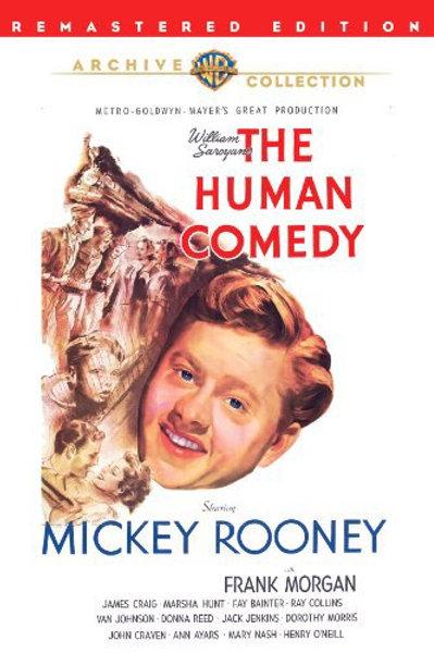 A COMÉDIA HUMANA (The Human Comedy, 1943)