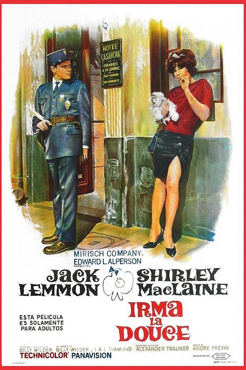 IRMA LA DOUCE (Irma La Douce, 1963)