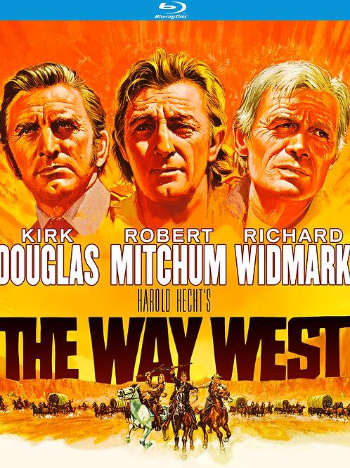 DESBRAVANDO O OESTE (The Way West, 1967)