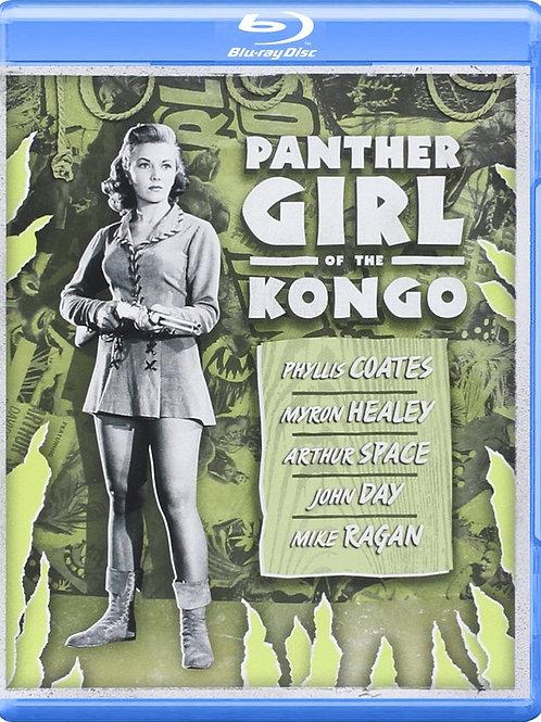 A MULHER PANTERA  (Panther Girl of The Kongo, 1955)