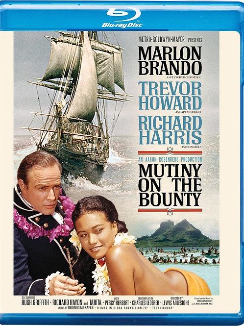 O GRANDE MOTIM (Mutiny On The Bounty, 1962) Blu ray