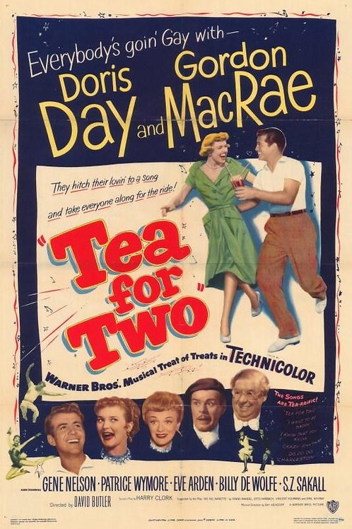 NO, NO, NANETTE (Tea For Two, 1950)