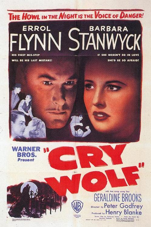 A MANSÃO DA LOUCURA (Cry Wolf, 1947)