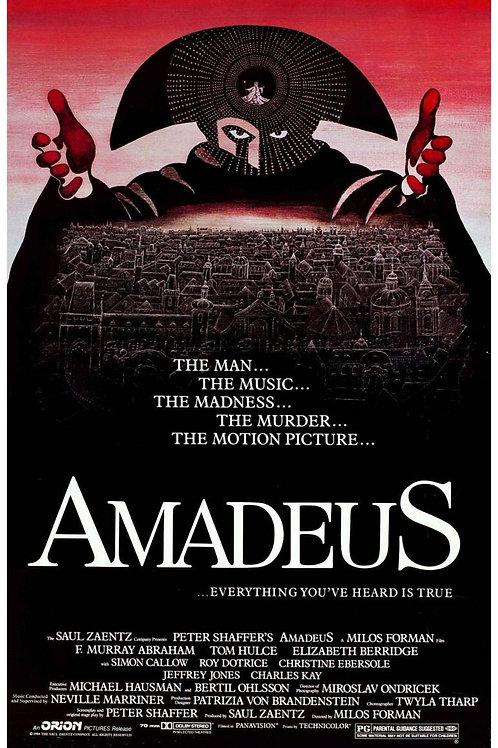 AMADEUS (Idem, 1984)