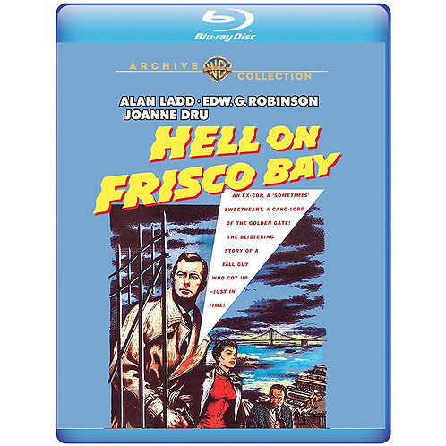 HORAS SOMBRIAS (Hell On Frisco Bay, 1955)