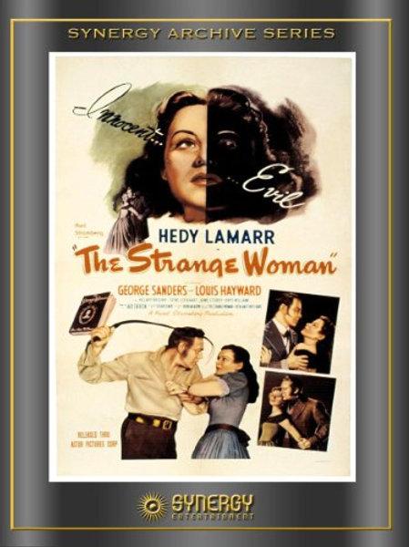 A FLOR DO MAL (The Strange Woman, 1946)