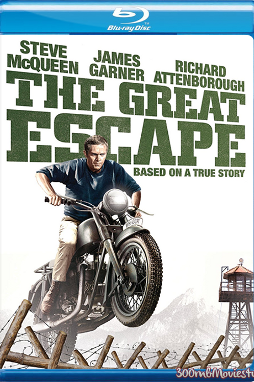 FUGINDO DO INFERNO (The Great Escape, 1963)