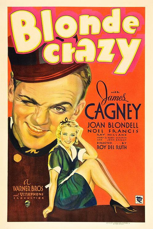 GENTE ESPERTA (Blonde Crazy, 1931)