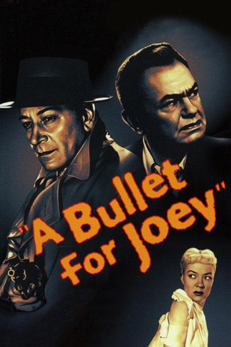 CADA BALA UMA VIDA (A bullet for Joey, 1955)