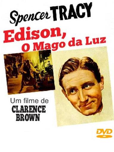 EDISON, O MAGO DA LUZ (Edison, The Man, 1940)