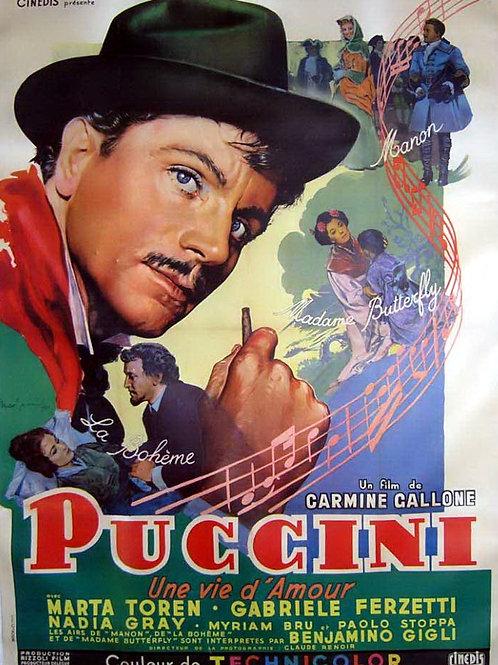 PUCCINI (Idem, 1953)