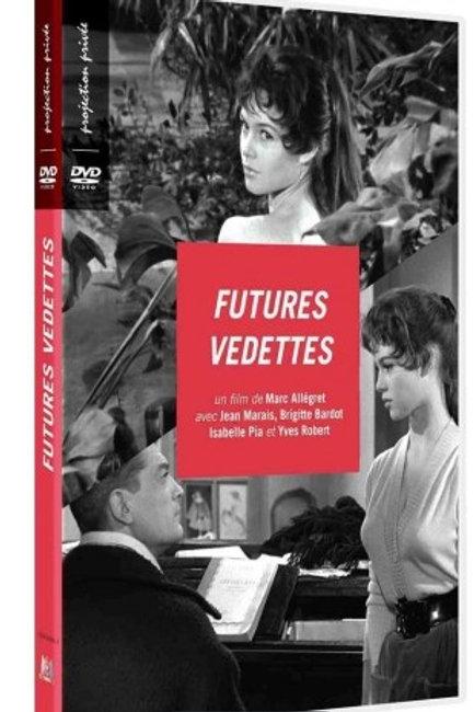 A MAIS LINDA VEDETE (Futures Vedettes, 1955) Bluray