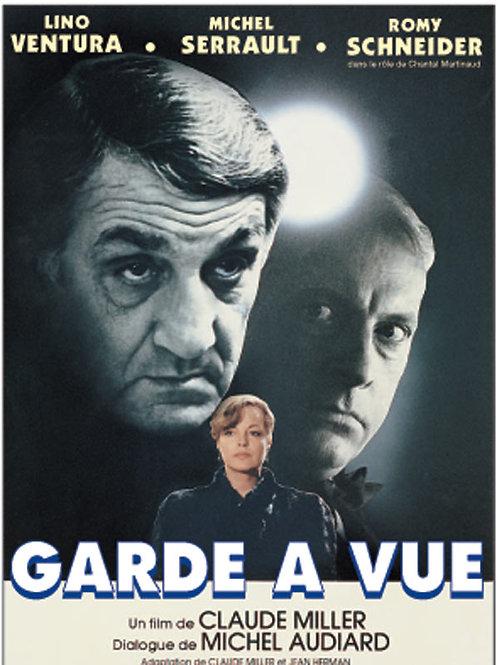 CIDADÃO SOB CUSTÓDIA (Garde a vue, 1981)