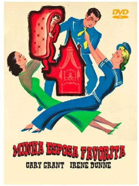 MINHA ESPOSA FAVORITA (My Favorite Spy, 1940)