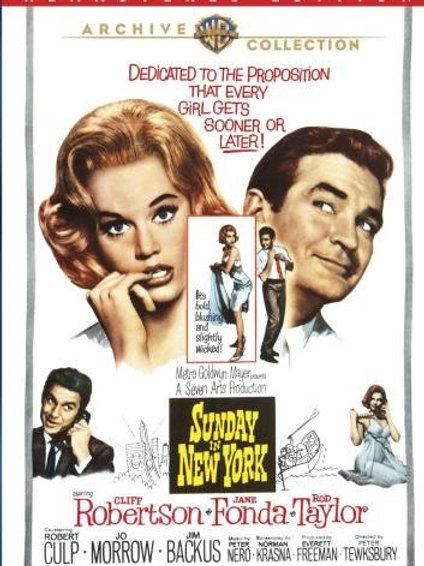 DOMINGO EM NOVA YORK (Sunday In New York, 1963)