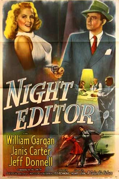 O TRANSVIADO (Night Editor, 1946)