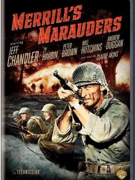 MORTOS QUE CAMINHAM (Mertil's Marauders, 1961)