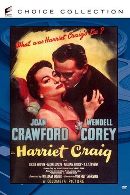 A DOMINADORA (Harriet Craig, 1950)