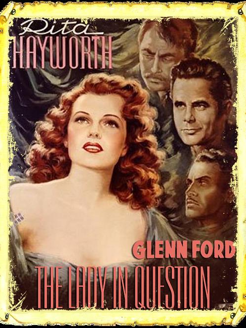 PROTEGIDA DE PAPAI  (The Lady In Question, 1940)