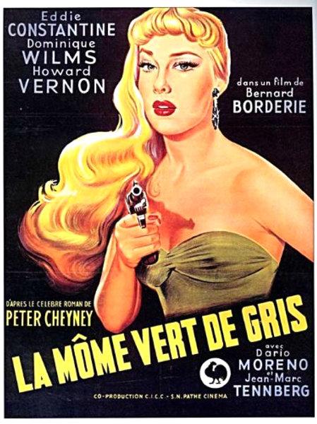 BROTINHO VENENOSO (La Môme Vert De Gris, 1953)