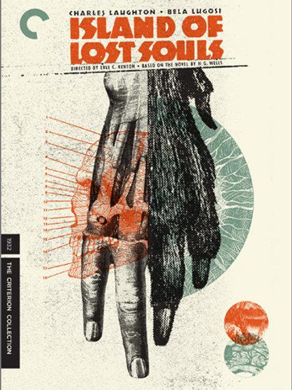 A ILHA DAS ALMAS SELVAGENS (Island of Lost Souls, 1932)