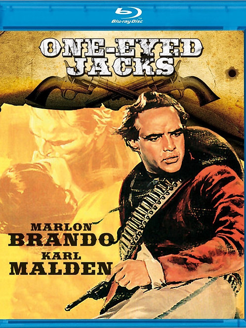 A FACE OCULTA (One-Eyed Jacks, 1961) Bluray