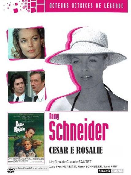 CÉSAR E ROSALIE(César et Rosalie, 1972)
