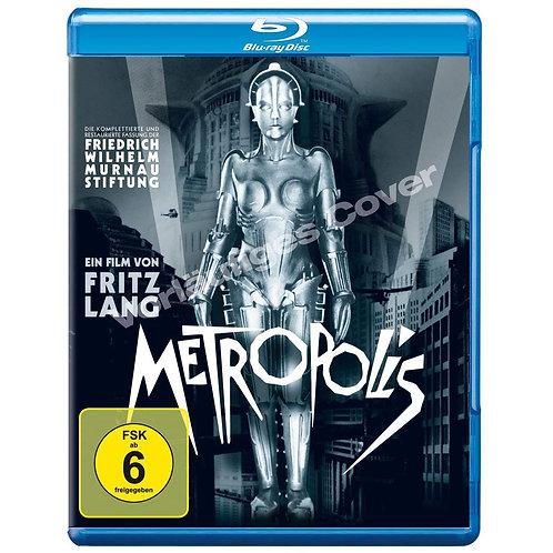 METROPOLIS (Metropolis, 1927) Blu-ray