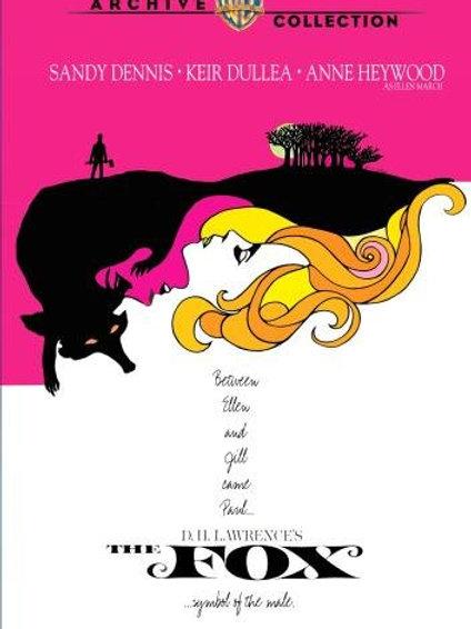 APENAS UMA MULHER (The Fox, 1968)