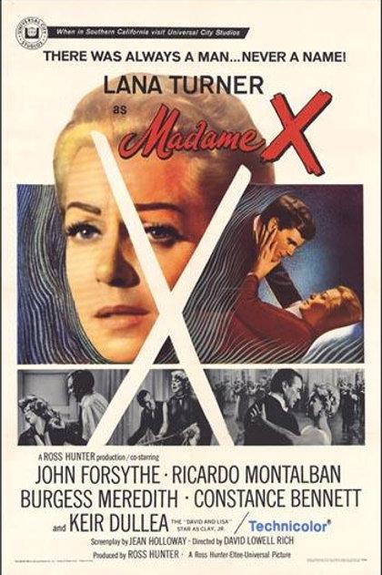 MADAME X- A RÉ MISTERIOSA (Madame X, 1966)