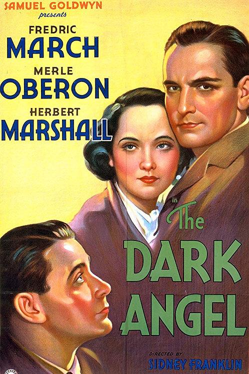 O ANJO DAS TREVAS (The Dark Angel, 1935)