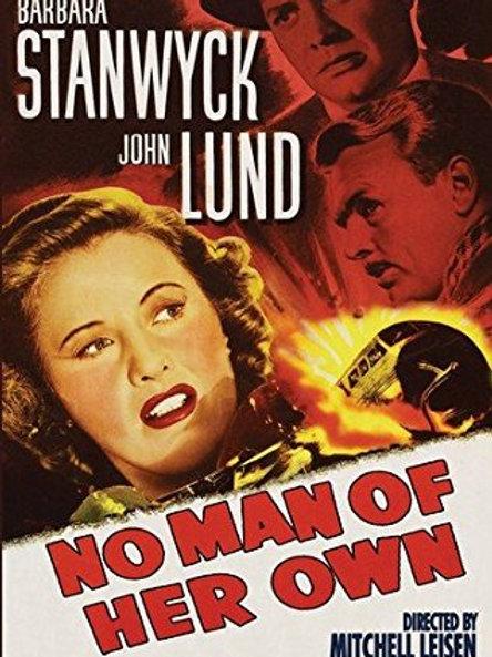 CASEI-ME COM UM MORTO (No Man Of Her Own, 1950) Blu-ray