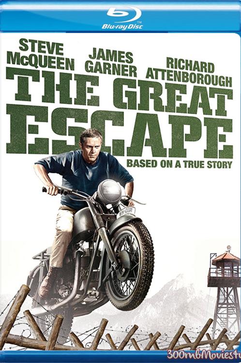 FUGINDO DO INFERNO (The Great Escape, 1963) Bluray