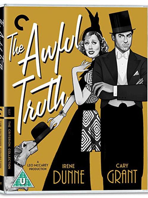 CUPIDO É MOLEQUE TEIMOSO (The Awful Truth, 1937) Blu-ray