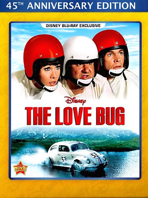 "SE MEU ""FUSCA"" FALASSE (The Love Bug, 1968) blu-ray"