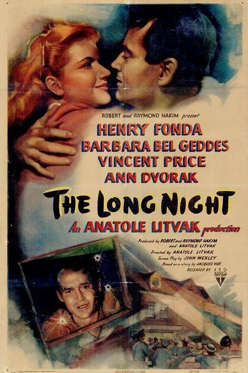 NOITE ETERNA (The Long Night, 1947)