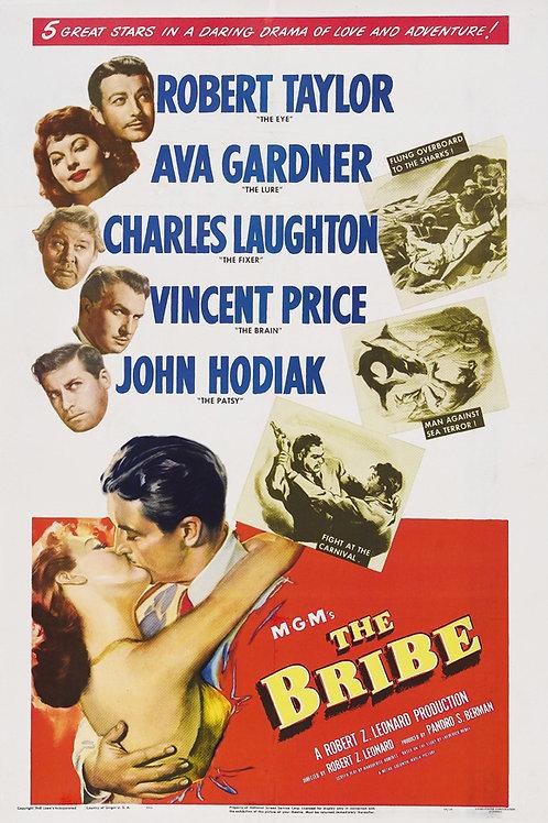 LÁBIOS QUE ESCRAVIZAM (The Bribe, 1949)