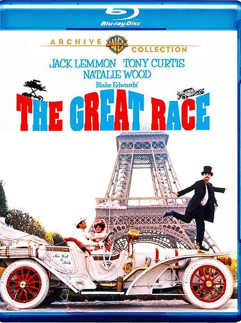 A CORRIDA DO SÉCULO (The Great Race, 1965) Blu-ray
