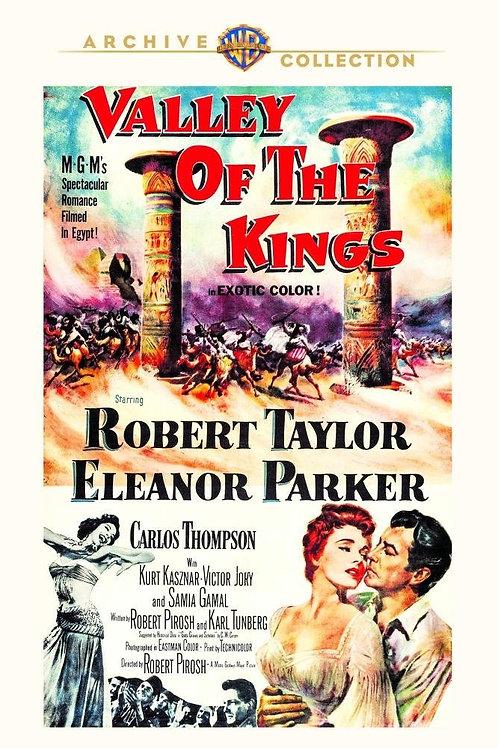O VALE DOS REIS (Valley Of The Kings, 1954)