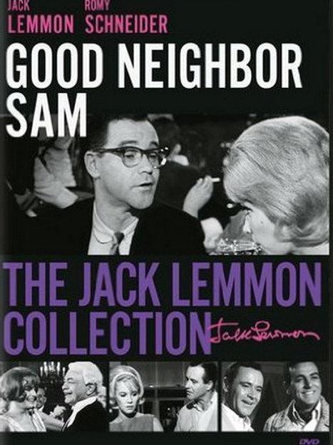UM AMOR DE VIZINHO (Good Neighbor Sam, 1964)