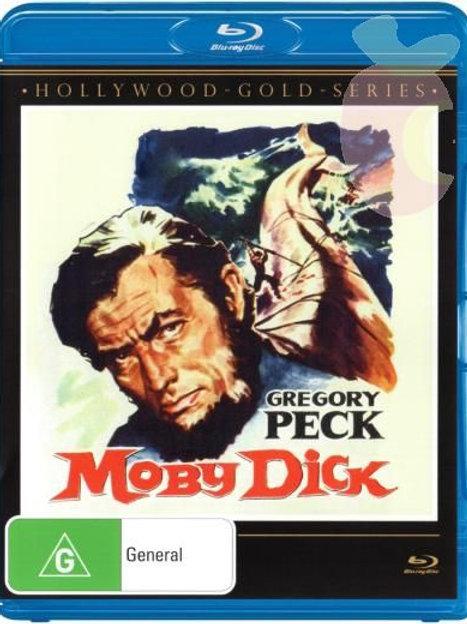 MOBY DICK (Idem, 1956) Blu-ray