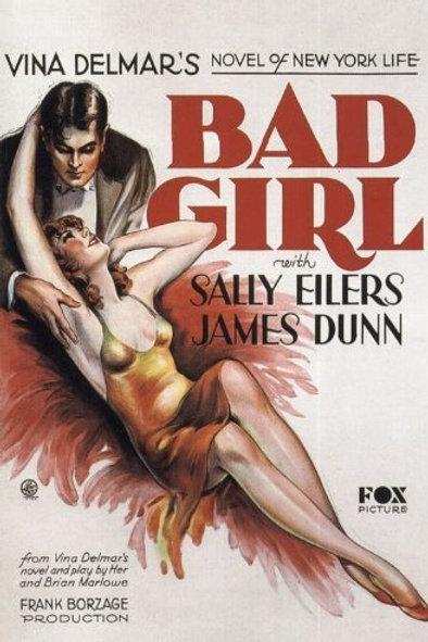 DEPOIS DO CASAMENTO (Bad Girl, 1931)