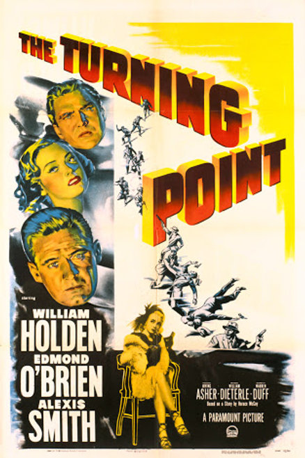 TRIBUTO DE SANGUE (The Turning Point, 1952)